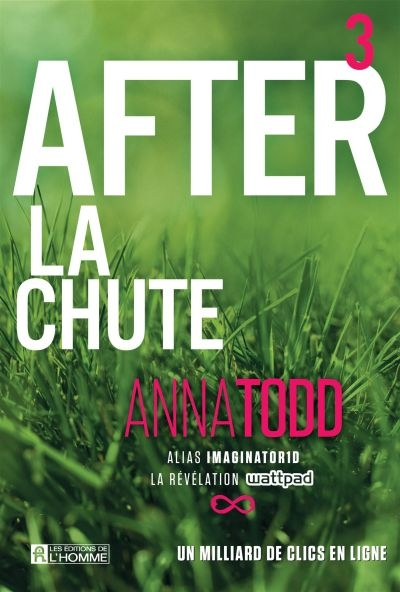 After T.03 - La chute  | 9782761942997 | New Romance | Érotisme