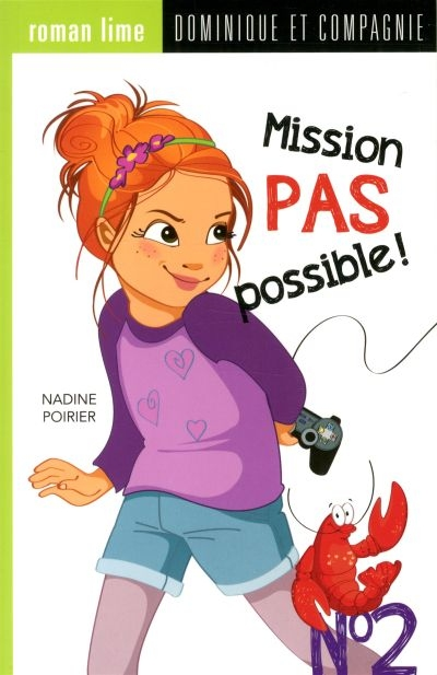 Mission pas possible !, T.02 | 9782897394271 | Romans 6 à 8 ans
