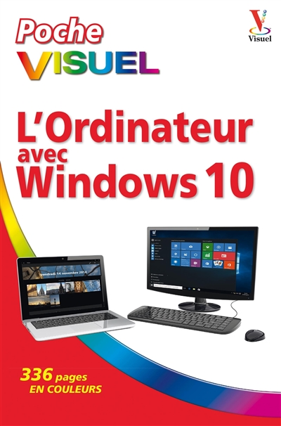 L'ordinateur avec Windows 10 | 9782754087551 | Informatique
