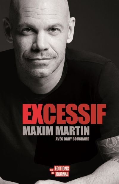 Excessif  | 9782897610081 | Biographie