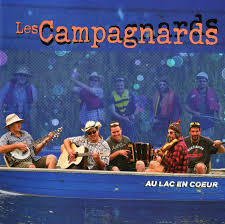 Les  Campagnards - Au lac en coeur | Traditionnelle