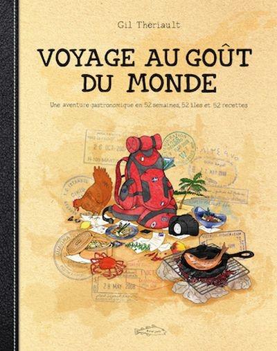 Voyage au go t du monde 9782981195814 cuisine - Annulation commande cuisine ...