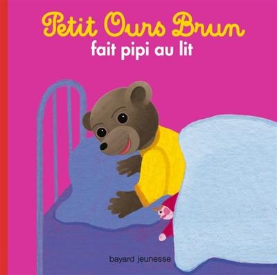 petit ours brun fait pipi au lit 9782747058162 albums d 39 histoires illustr s librairie martin. Black Bedroom Furniture Sets. Home Design Ideas