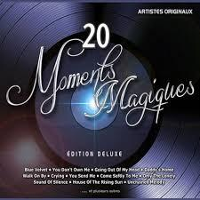 20 Moments Magiques (Édition Deluxe) | Anglophone