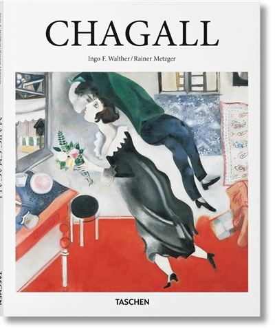 Marc Chagall | 9783836527828 | Arts