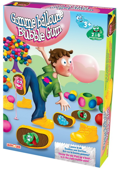 Bubble Gum - Gomme balloune | Jeux collectifs