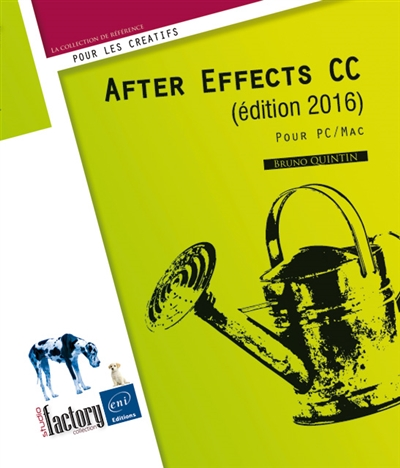 After Effects CC | 9782409002113 | Informatique