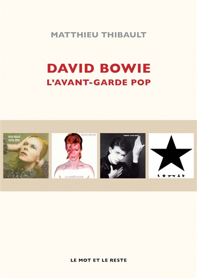 David Bowie | 9782360542284 | Arts