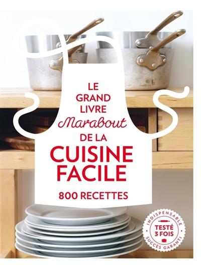 Librairie martin livres cuisine livres manuels et - Le grand livre marabout de la cuisine facile ...