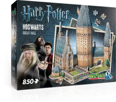 Casse-tête 3D  - Collection Harry Potter - Hogwarts Great Hall | Casse-têtes