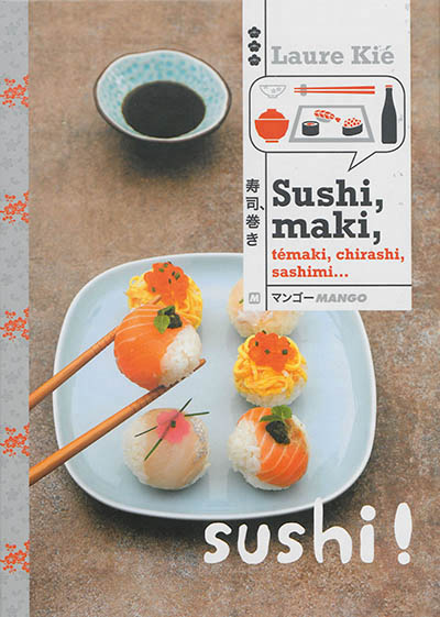 Sushi maki 9782317001321 cuisine librairie martin - Annulation commande cuisine ...