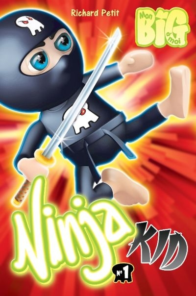 Ninja kid T.01 | 9782924146774 | Romans 6 à 8 ans