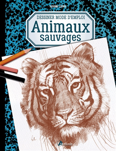 Animaux sauvages | 9782816010022 | Arts