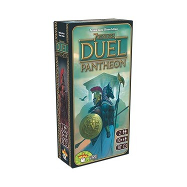 7 WONDERS DUEL : PANTHÉON | Extension