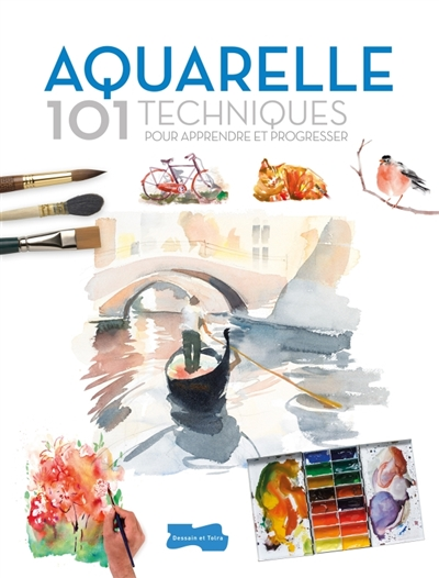 Aquarelle | 9782295006547 | Arts