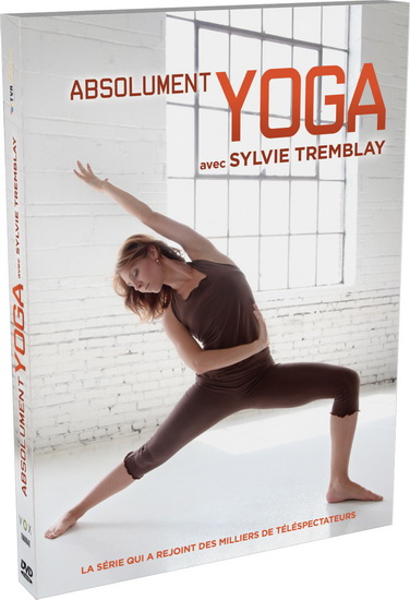 Absolument Yoga - Sylvie Tremblay | DVD