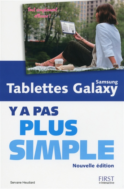 Tablettes Galaxy Samsung | 9782412016107 | Informatique