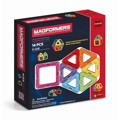 Magformers - 14 pcs | Construction