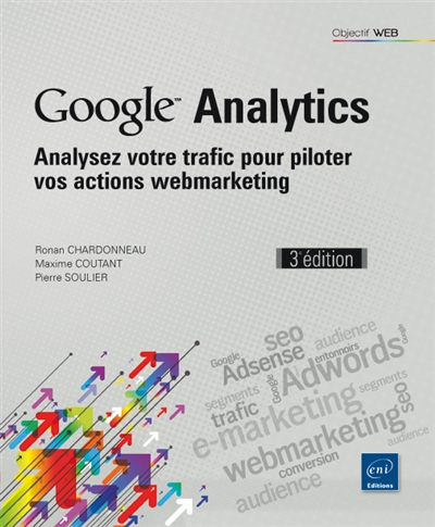 Google Analytics | 9782409004704 | Informatique