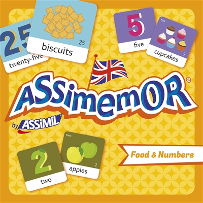 Assimemor, Food and numbers | Langue