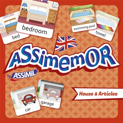 Assimemor, House and objects | Langue