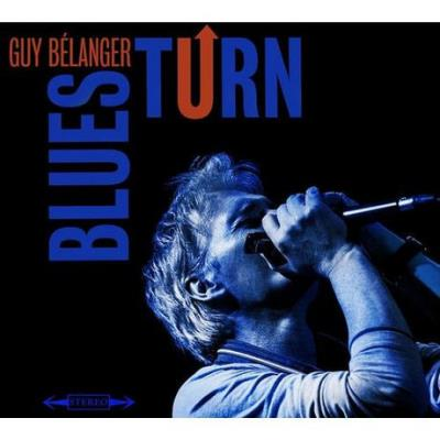 blues turn - Guy Bélanger | CD de musique