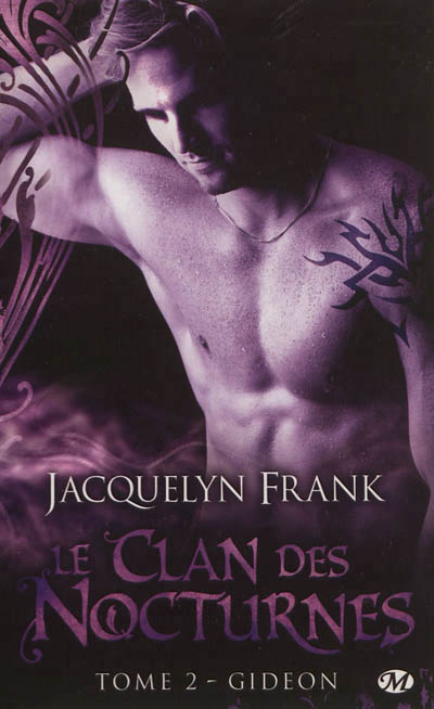 Le clan des nocturnes T.02 - Gideon | 9782811208363 | Science-Fiction et fantaisie