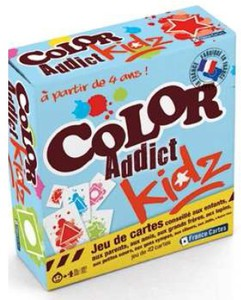 Color addict Kidz | Enfants 5–9 ans