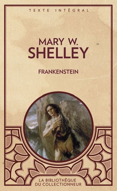 Frankenstein  | 9782896425822 | Science-Fiction et fantaisie