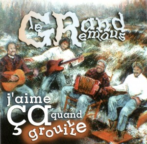 Le grand remous - J'aime ça quand ça grouille | Traditionnelle