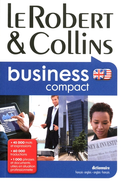 Robert & Collins business compact (Le) | 9782321000297 | Dictionnaires