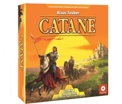 Catan - Ext. Villes et chevaliers version 2016 | Extension
