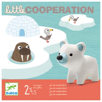 Little Cooperation | Jeux collectifs