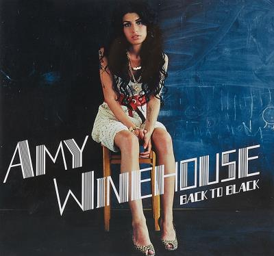 Amy Whinehouse - Back To Black | CD de musique