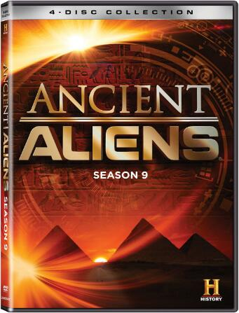 Ancient Alien Saison 9 | DVD