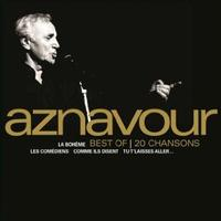 Best of:20 chansons Aznavour, Charles | Francophone