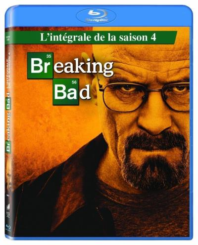Breaking bad - saison 4 | DVD