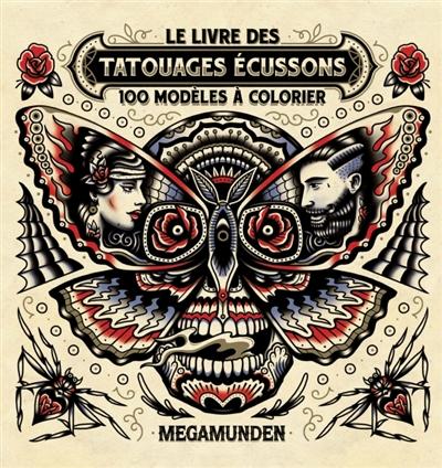 Livre Des Tatouages Ecussons Le 9782012407961 Mandala