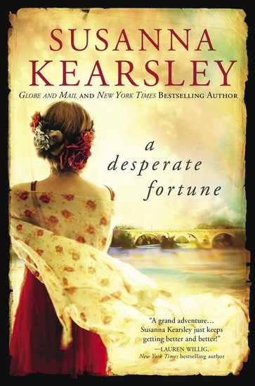 A Desperate Fortune | 9781451673838 | Roman