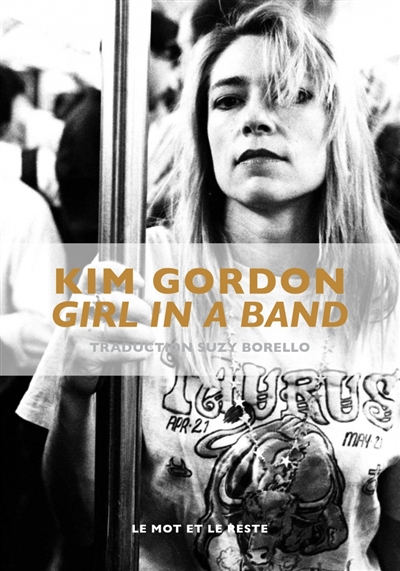 Girl in a band | 9782360542390 | Arts