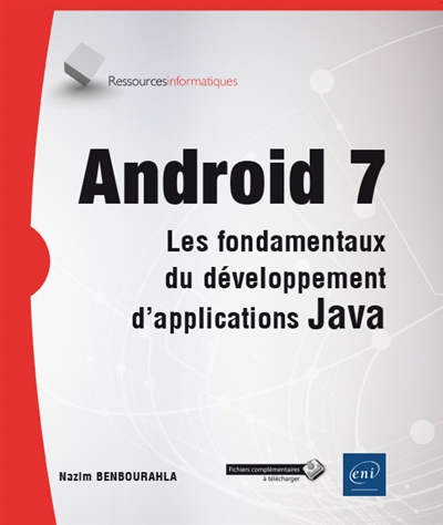 Android 7 | 9782409005947 | Informatique