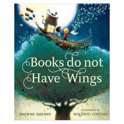 Books Do Not Have Wings | 9781585369645 | Roman 6 à 8 ans