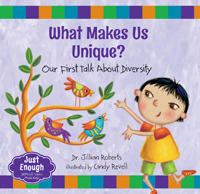What Makes Us Unique ? | Picture books