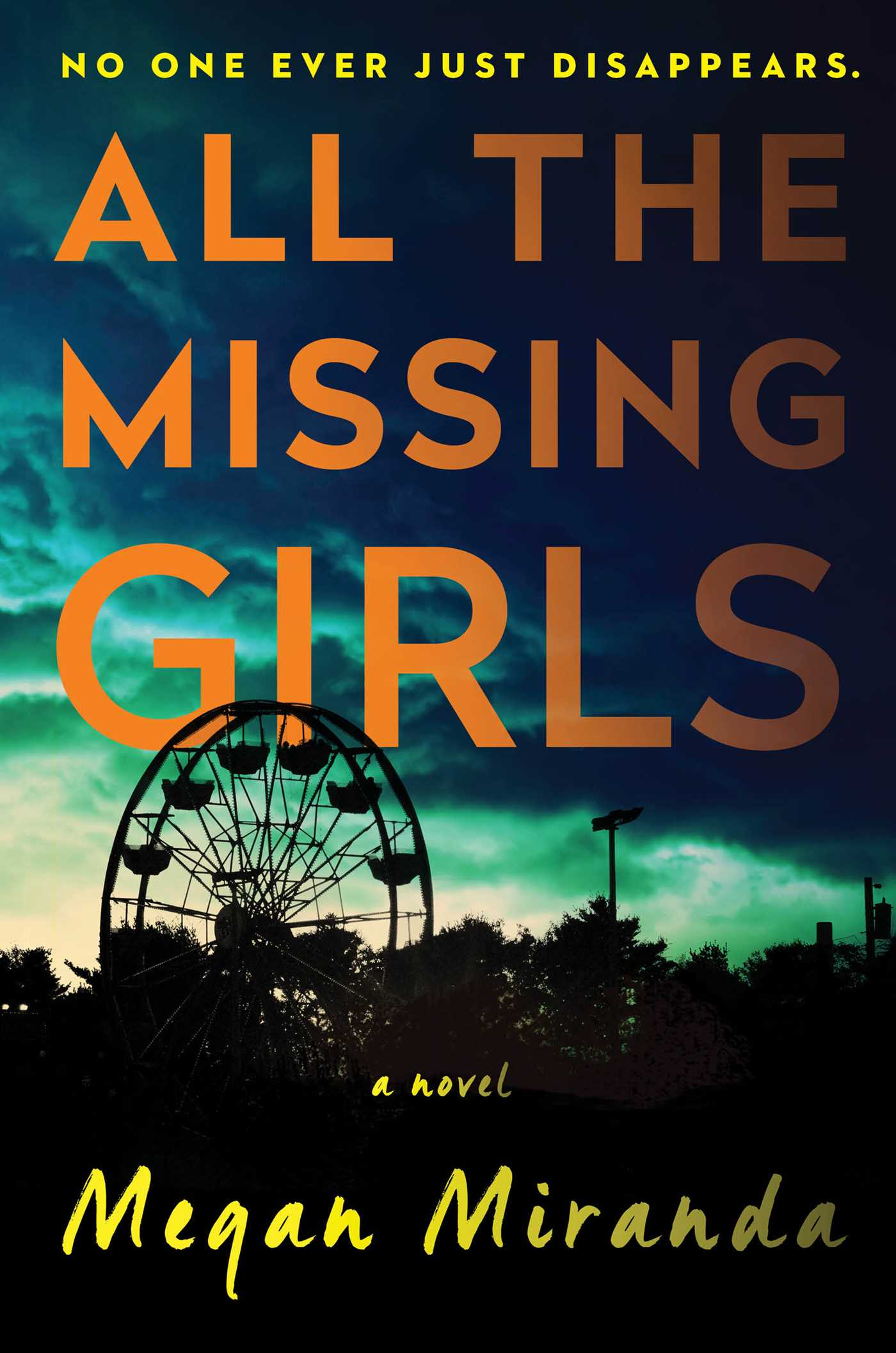 All the Missing Girls | 9781501146244 | Policier