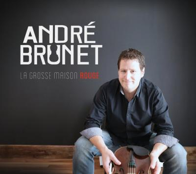André Brunet - La grosse maison rouge | Traditionnelle