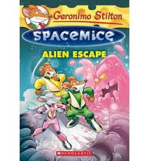 Geronimo Stilton Spacemice T.01 - Alien Escape | 9780545646505 | Jeunesse