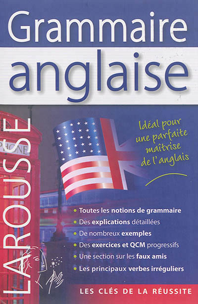 Grammaire anglaise | 9782035892164 | Dictionnaires