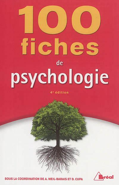 100 fiches de psychologie 9782749536170 psychologie et for Ecriture en miroir psychologie