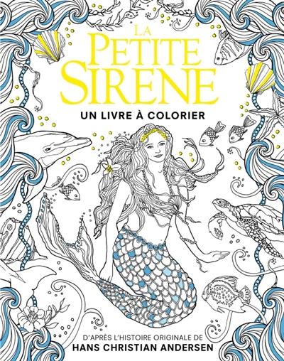 Petite Sirene La 9782035934796 Mandalas Et Coloriage Adulte