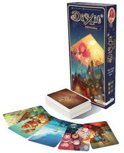 Dixit EXt. 06 - Memories (FR) | Extension